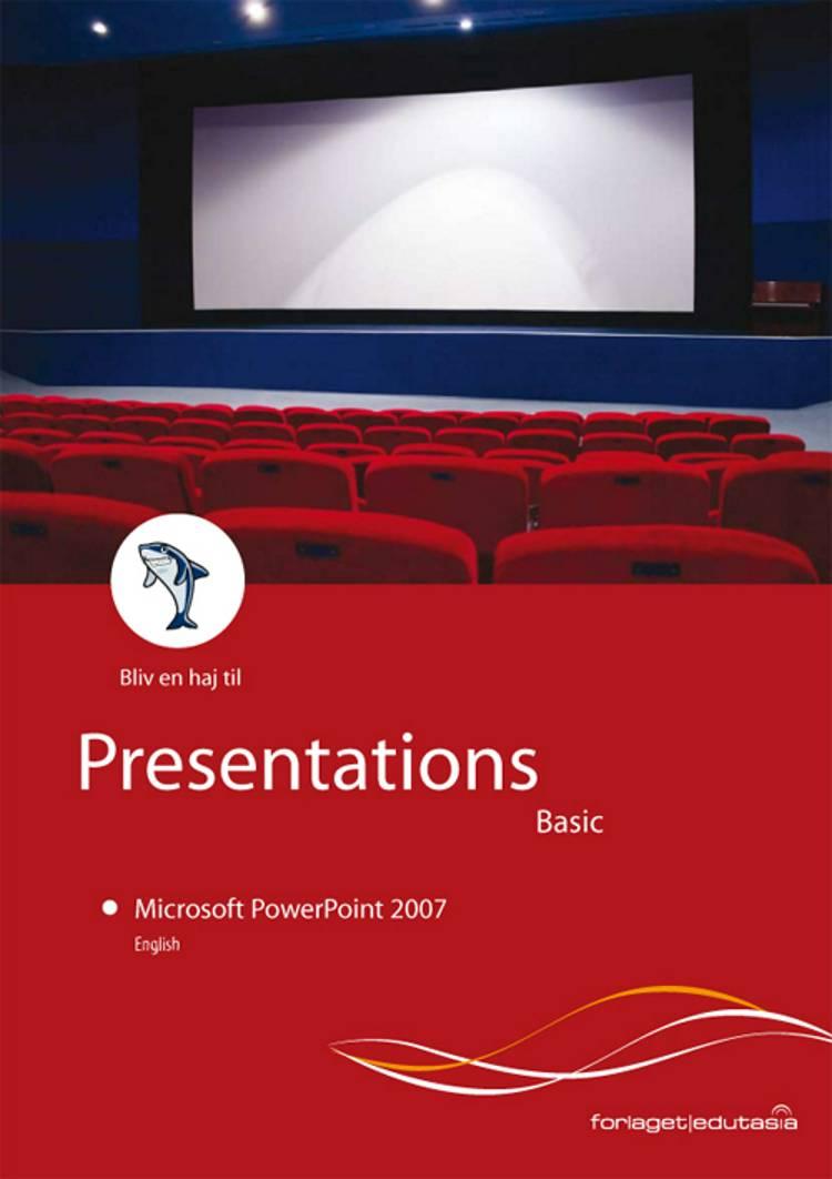 Basic Presentations af Lone Riemer, Anna Kjærgaard og Tine Nøhr Stenild