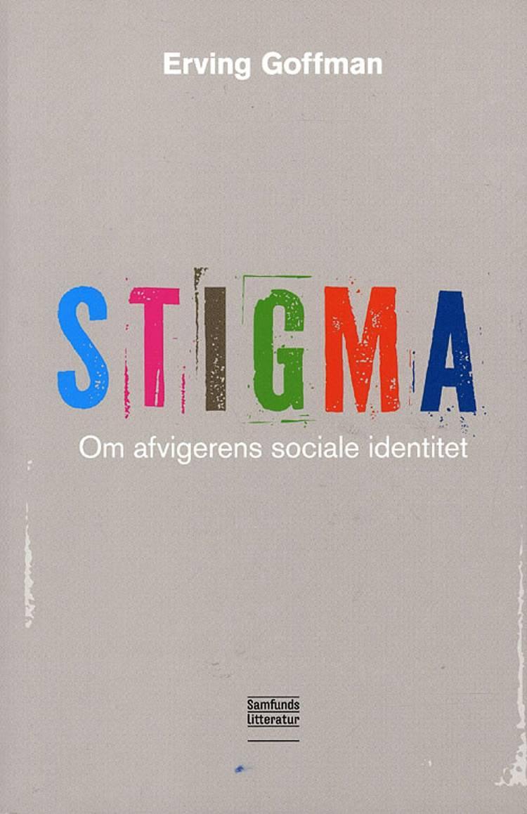 Stigma af Erving Goffman