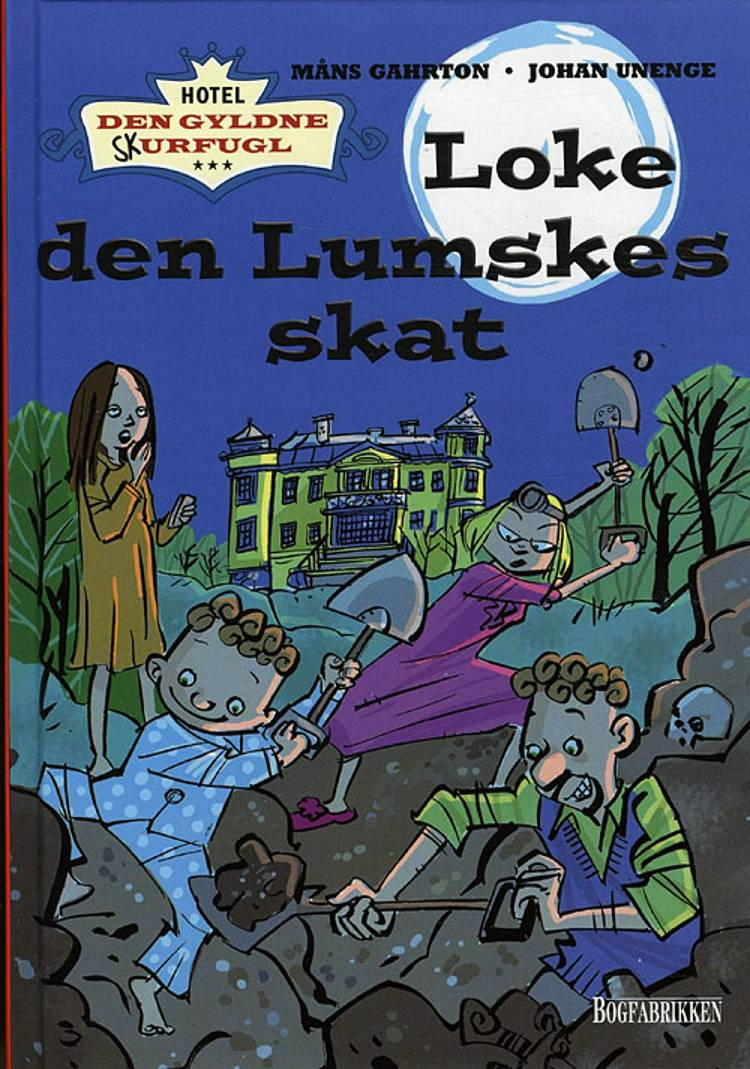 Loke den Lumskes skat af Måns Gahrton og Johan Unenge