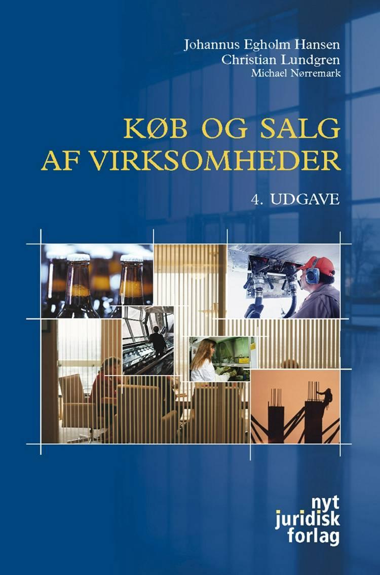 Køb og salg af virksomheder af Christian Dilling Lundgren, Johannus Egholm Hansen, Jóhannus Egholm Hansen og Michael Nørremark