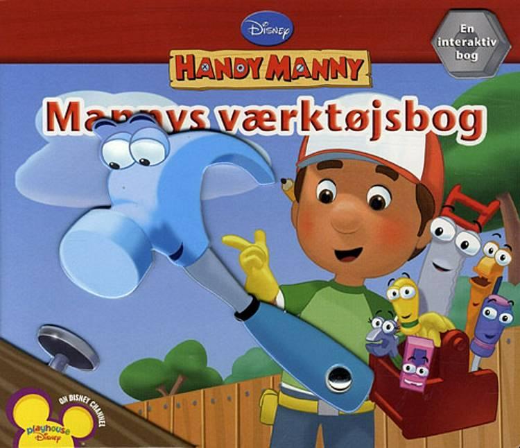 Mannys værktøjsbog af Disney