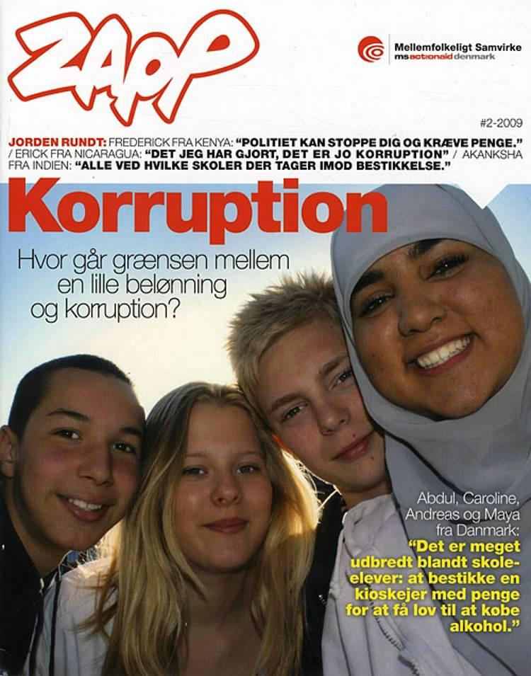 Korruption af Bettina Gram