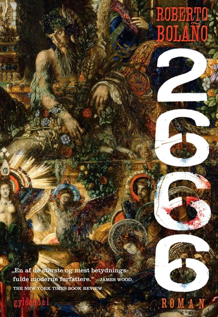 2666 af Roberto Bolaño