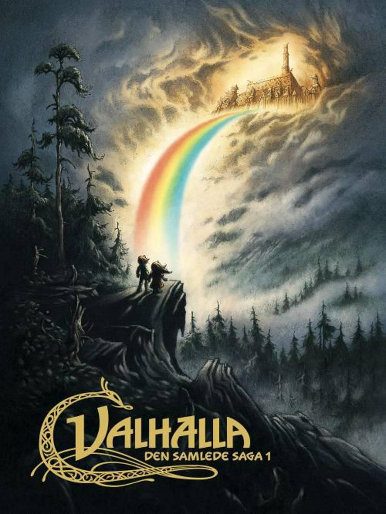 Valhalla: Den samlede saga 1 af Peter Madsen