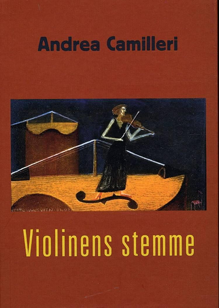 Violinens stemme af Andrea Camilleri
