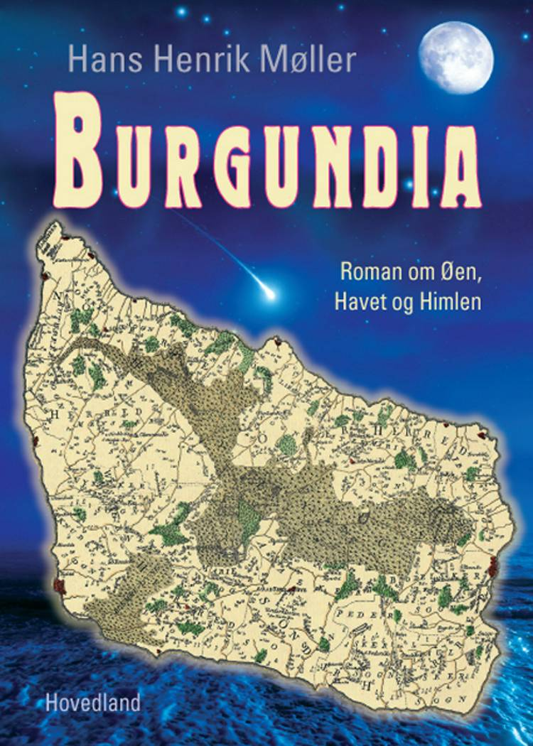 Burgundia af Hans Henrik Møller og Hans henrik Møller