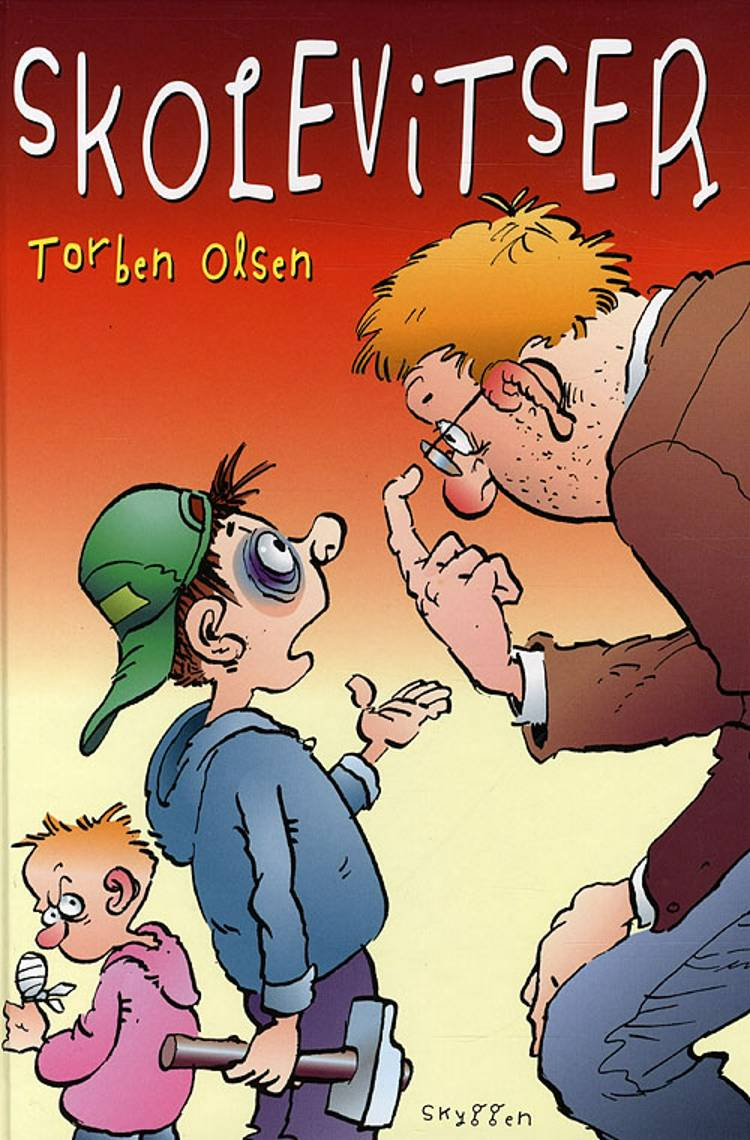Skolevitser af Torben Olsen