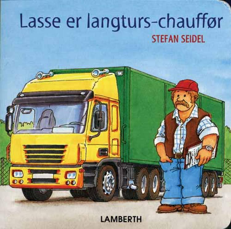 Lasse er langturs-chauffør af Stefan Seidel