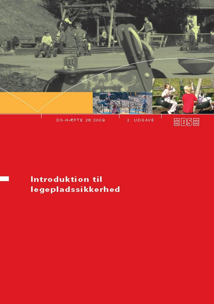 Introduktion til legepladssikkerhed af Niels-Erik Zachariasen