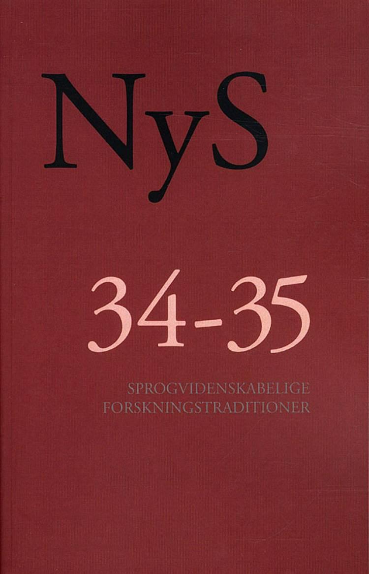 NyS 34-35 af Frans Gregersen, Peter Harder og Bjarne Ørsnes m.fl.