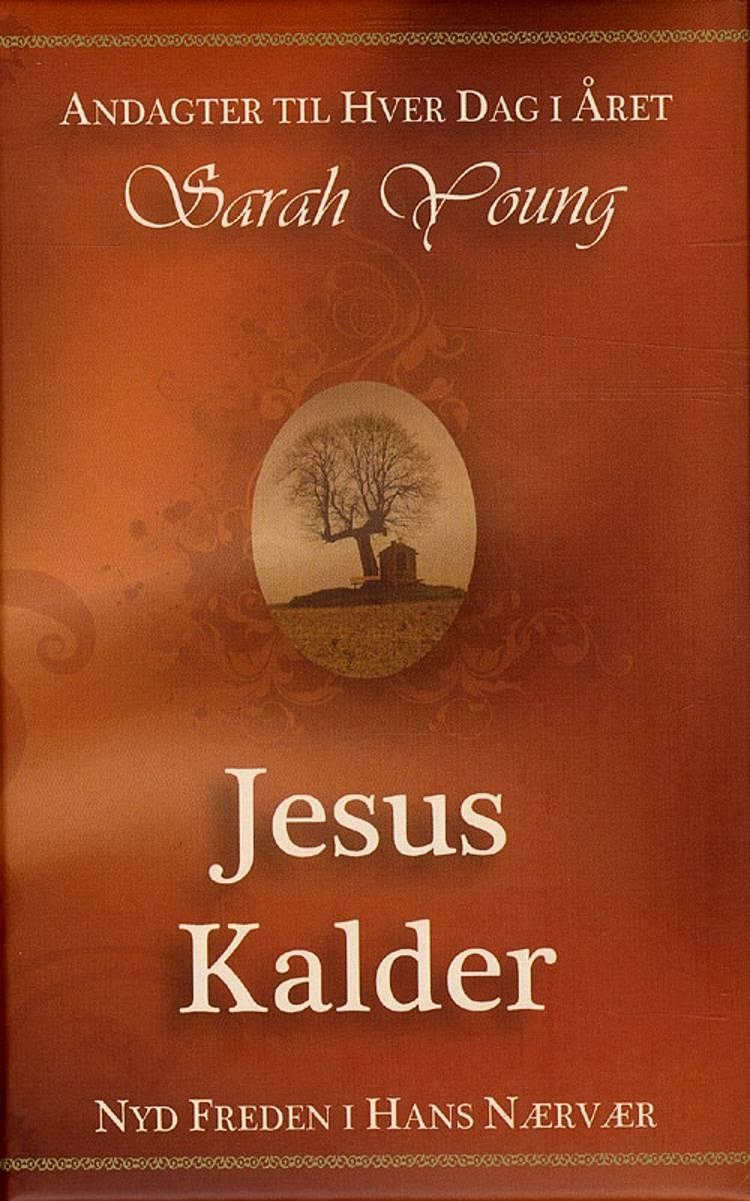 Jesus Kalder af Sarah Young