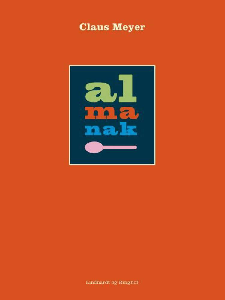 Almanak, Claus Meyer, nyt nordisk køkken, Meyers, opskrifter, opskrift