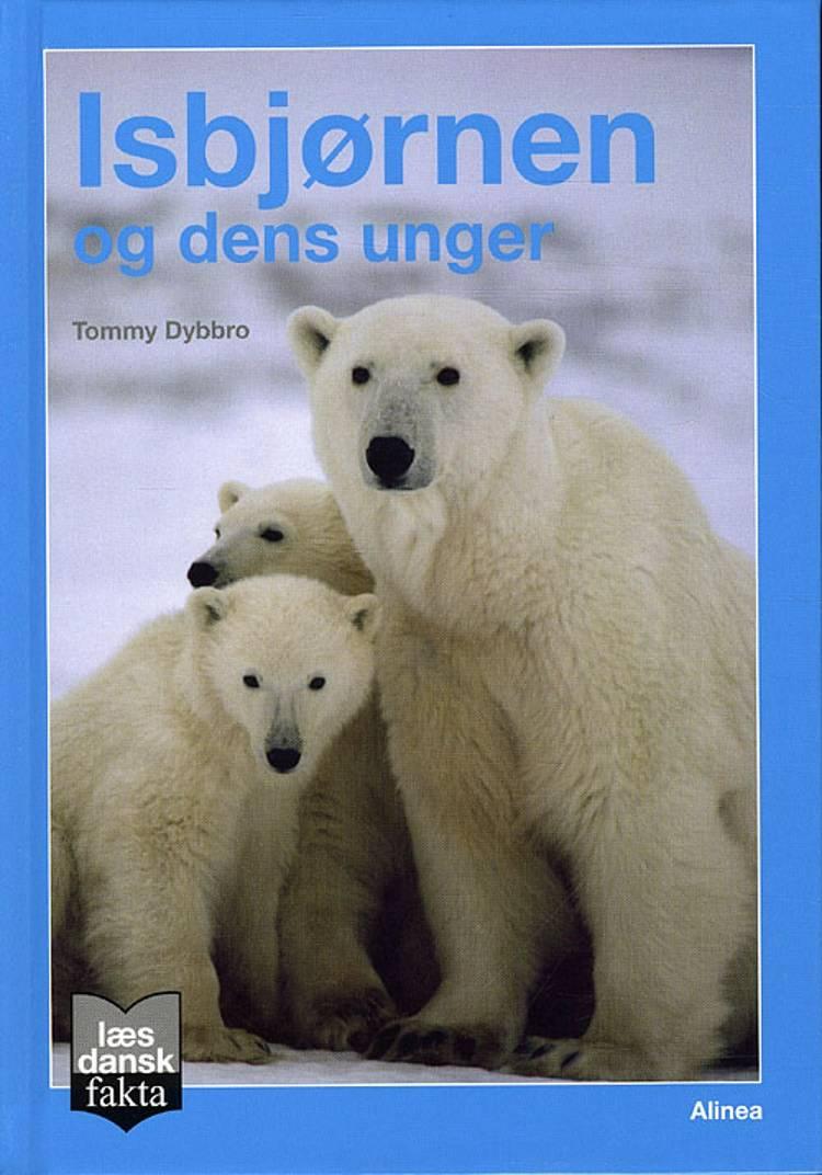 Isbjørnen og dens unger af Tommy Dybbro