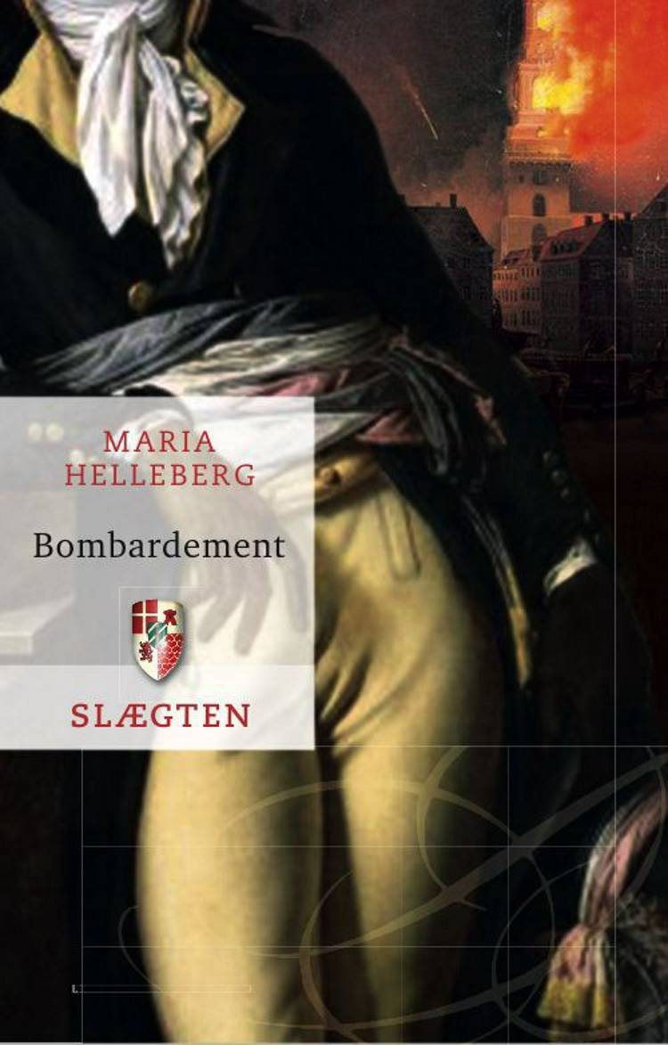 Bombardement af Maria Helleberg