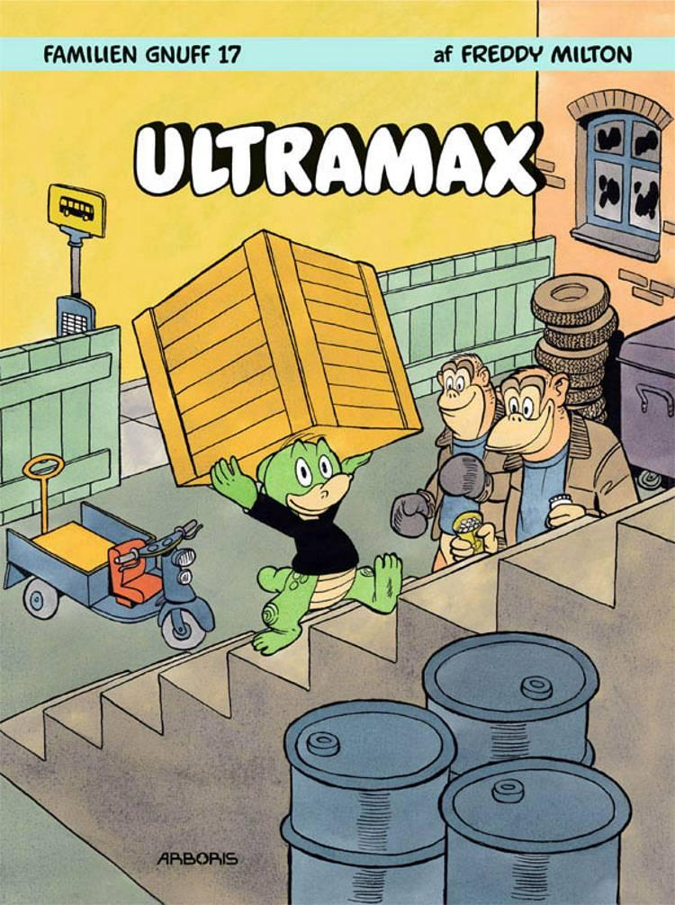 Ultramax af Freddy Milton