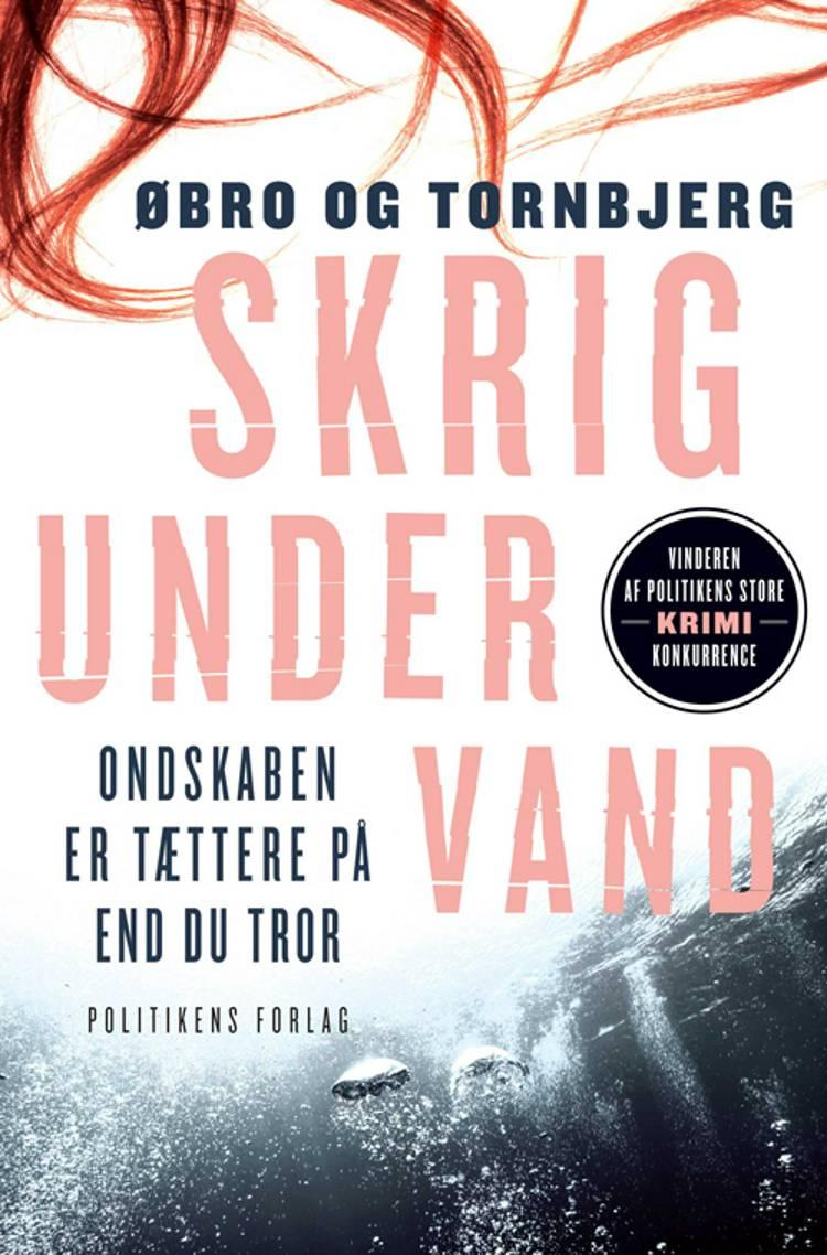 Skrig under vand af Ole Tornbjerg og Jeanette Øbro Gerlow m.fl.
