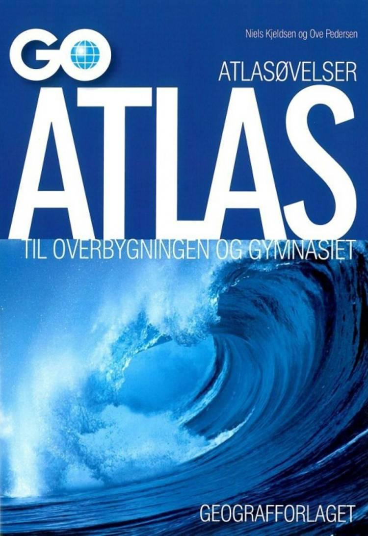 GO atlas til overbygningen og gymnasiet af Niels Kjeldsen og Ove Pedersen