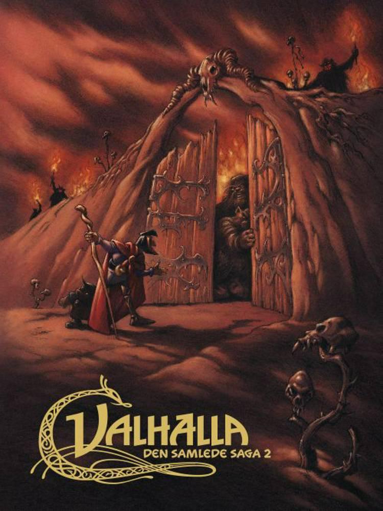 Valhalla: Den samlede saga 2 af Peter Madsen
