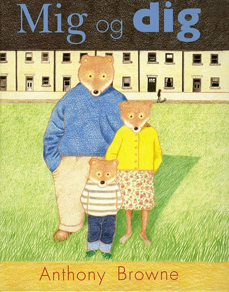 Mig og dig af Anthony Browne