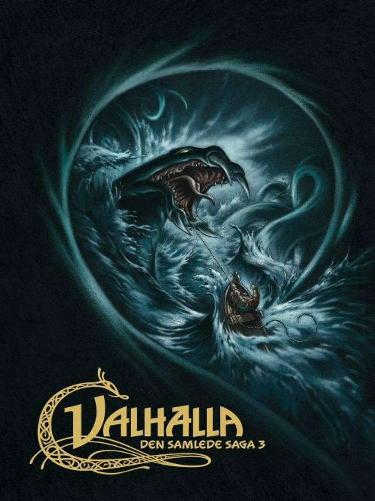 Valhalla: Den samlede saga 3 af Peter Madsen
