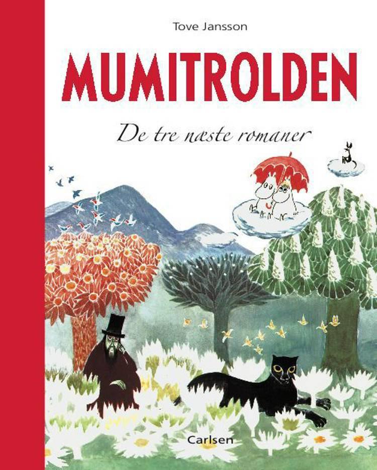 Mumitrolden 4-6 af Tove Jansson