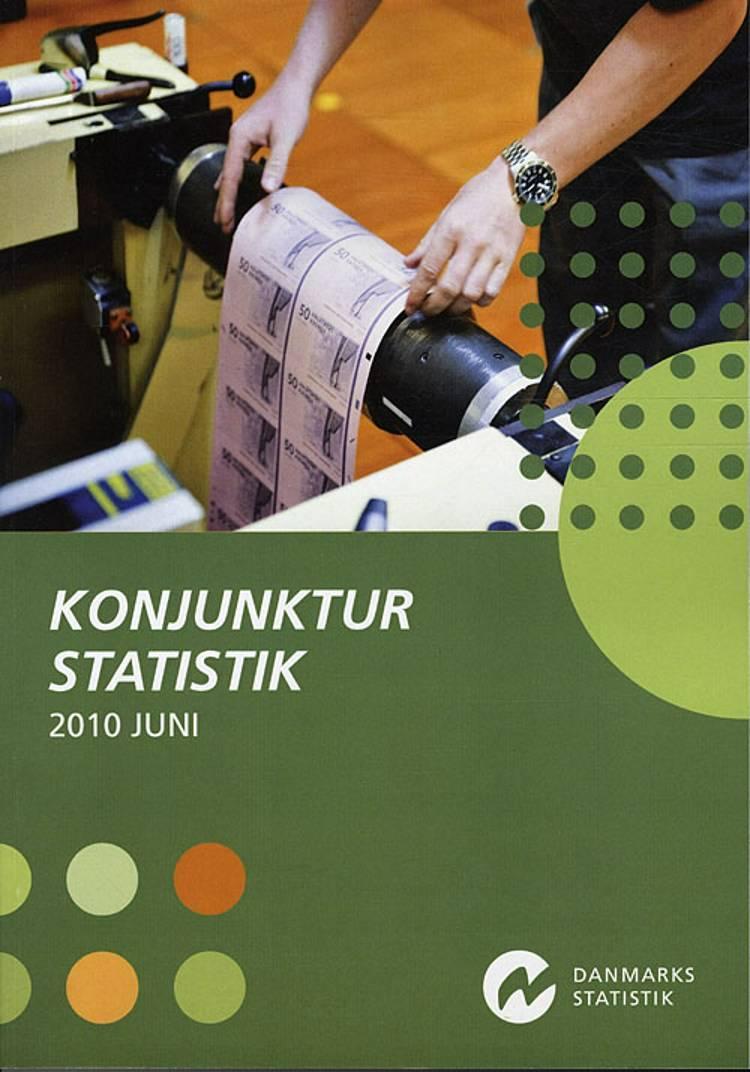 Konjunkturstatistik 2010 Juni