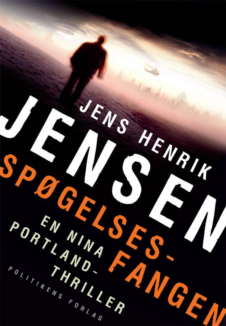 Spøgelsesfangen af Jens Henrik Jensen