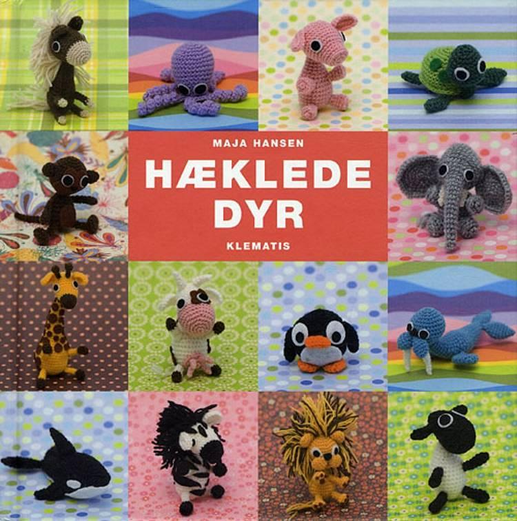 Hæklede dyr af Maja Hansen