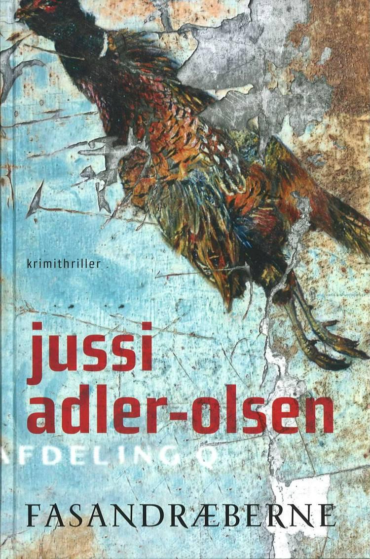 Fasandræberne af Jussi Adler-Olsen