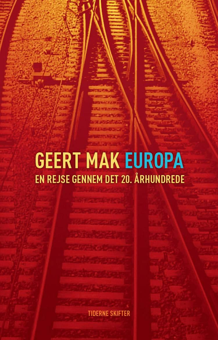 Europa af Geert Mak