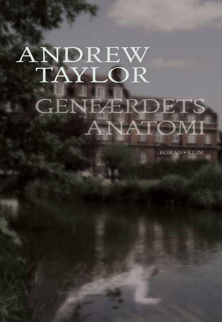 Genfærdets anatomi af Andrew Taylor