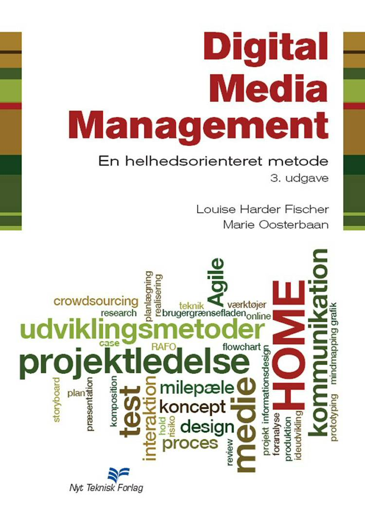 Digital Media Management af Marie Oosterbaan og Louise Harder Fischer
