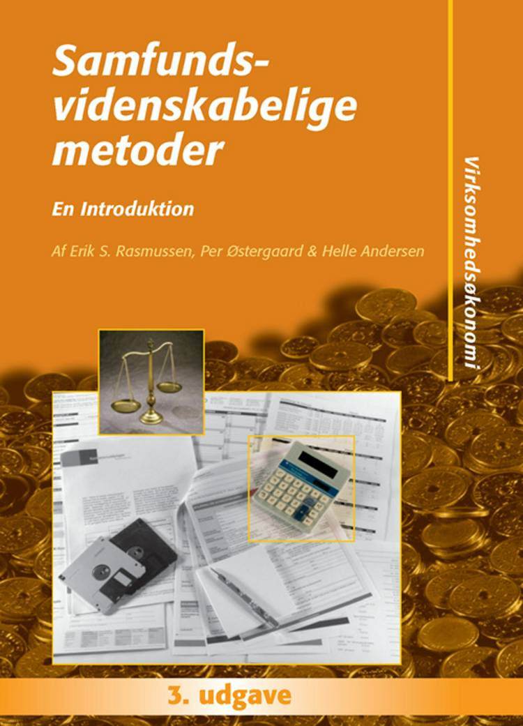 Samfundsvidenskabelige metoder af Helle Andersen, Per Østergaard, Erik Rasmussen og Erik S. Rasmussen