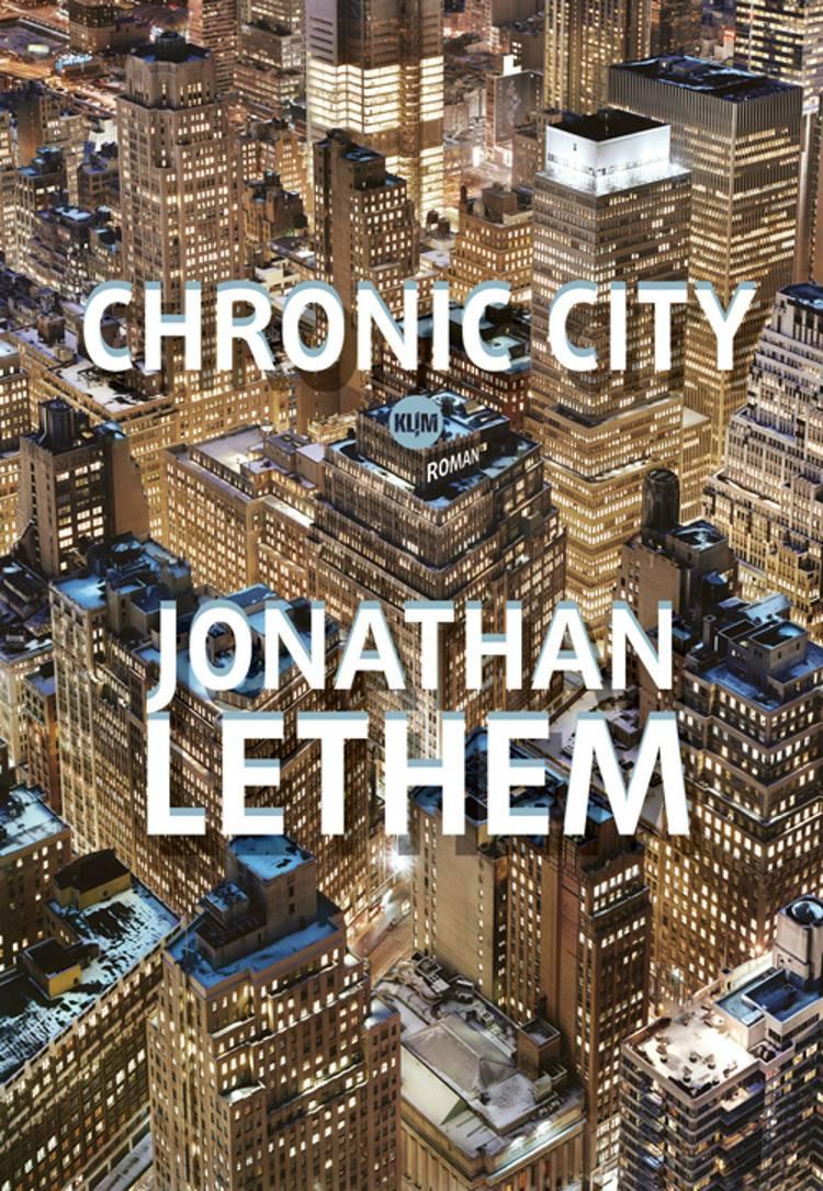 Chronic City af Jonathan Lethem