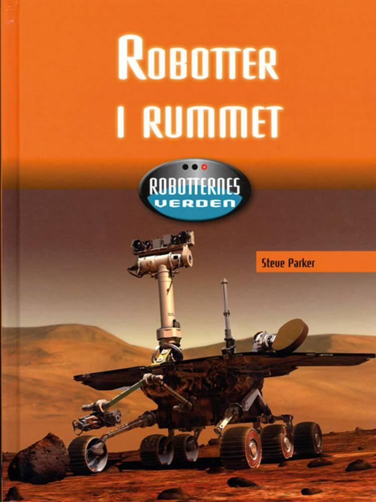 Robotter i rummet af Steve Parker