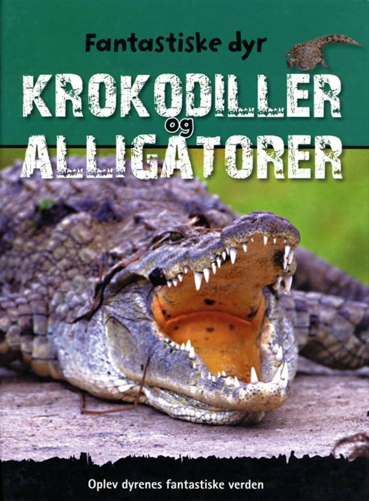 Krokodiller og alligatorer af Sally Morgan