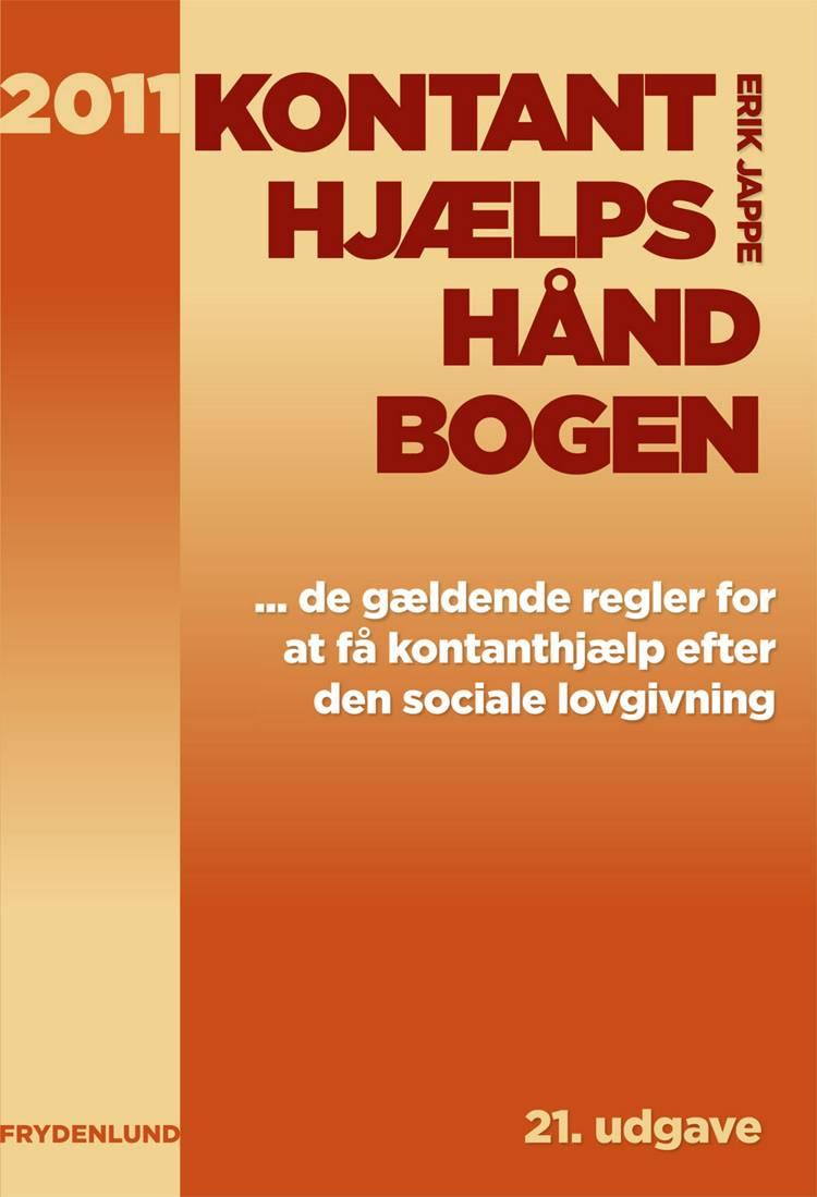 Kontanthjælpshåndbogen af Erik Jappe
