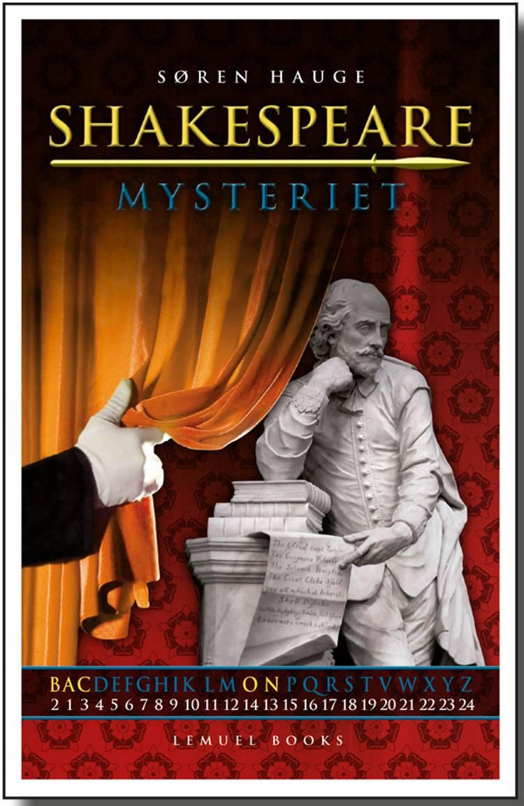 Shakespeare Mysteriet af Søren Hauge