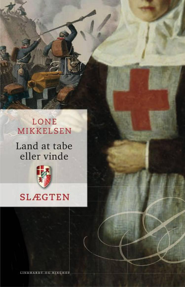 Land at tabe eller vinde af Lone Mikkelsen