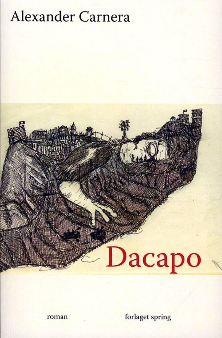 Dacapo af Alexander Carnera