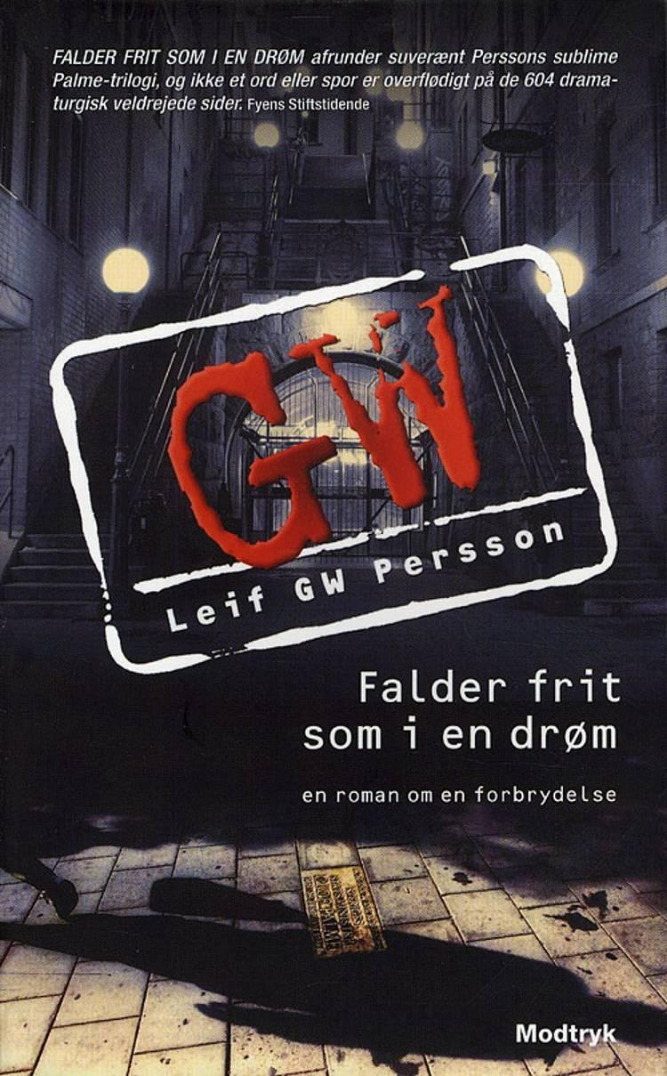 Falder frit som i en drøm af Leif G. W. Persson