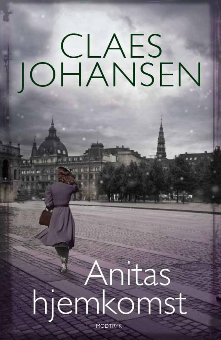 Anitas hjemkomst af Claes Johansen