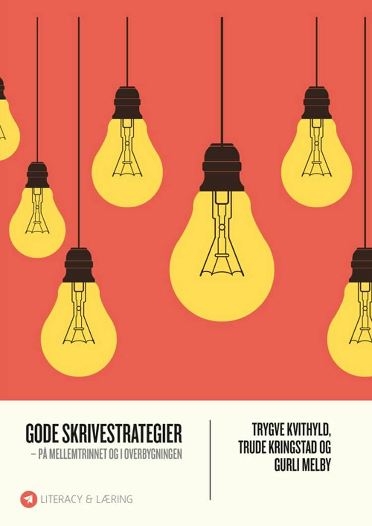 Gode skrivestrategier - på mellemtrinnet og i overbygningen af Trude Kringstad, Trygve Kvithyld og Guri Melby