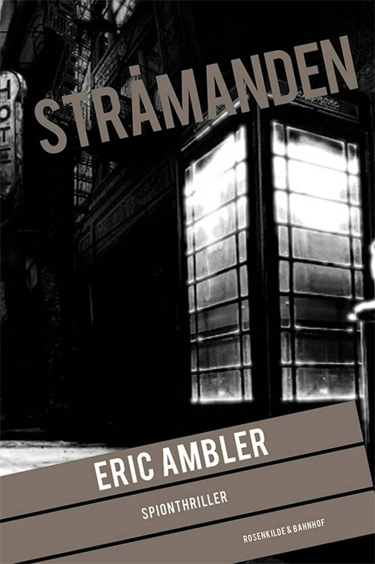 Stråmanden af Eric Ambler