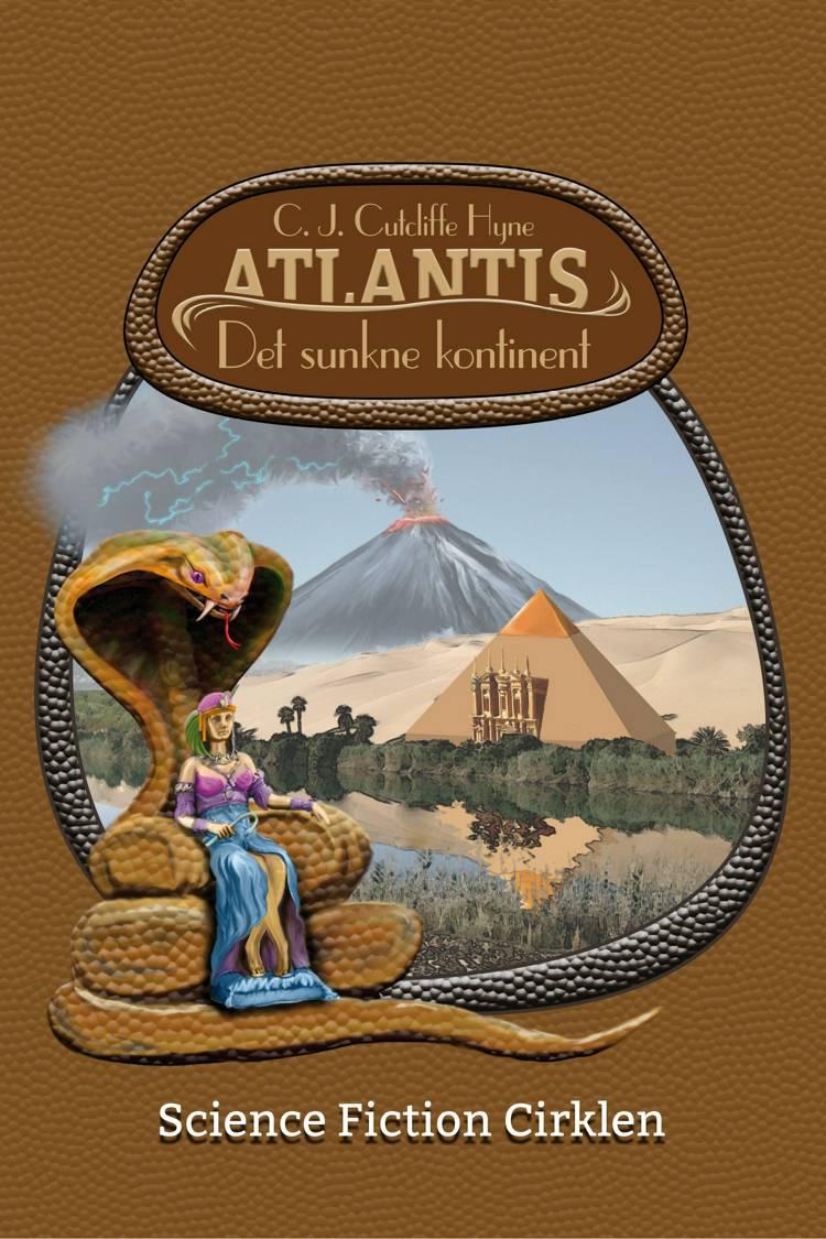 Atlantis af C.J. Cutcliffe Hyne