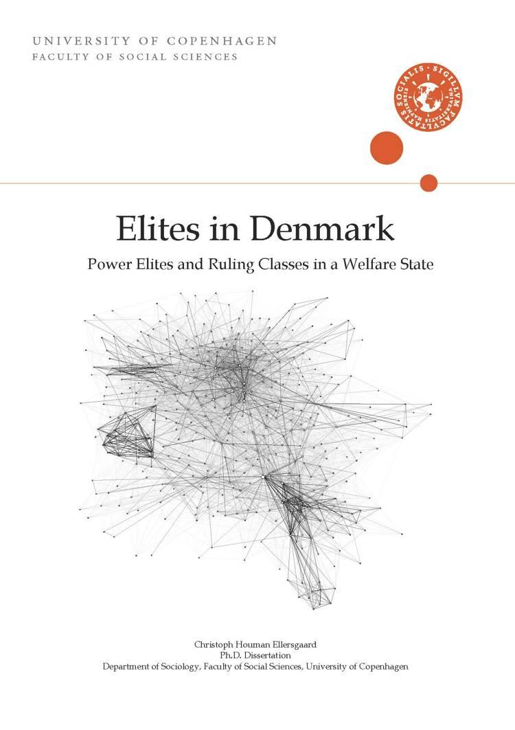 Elites in Denmark af Christoph Houman Ellersgaard