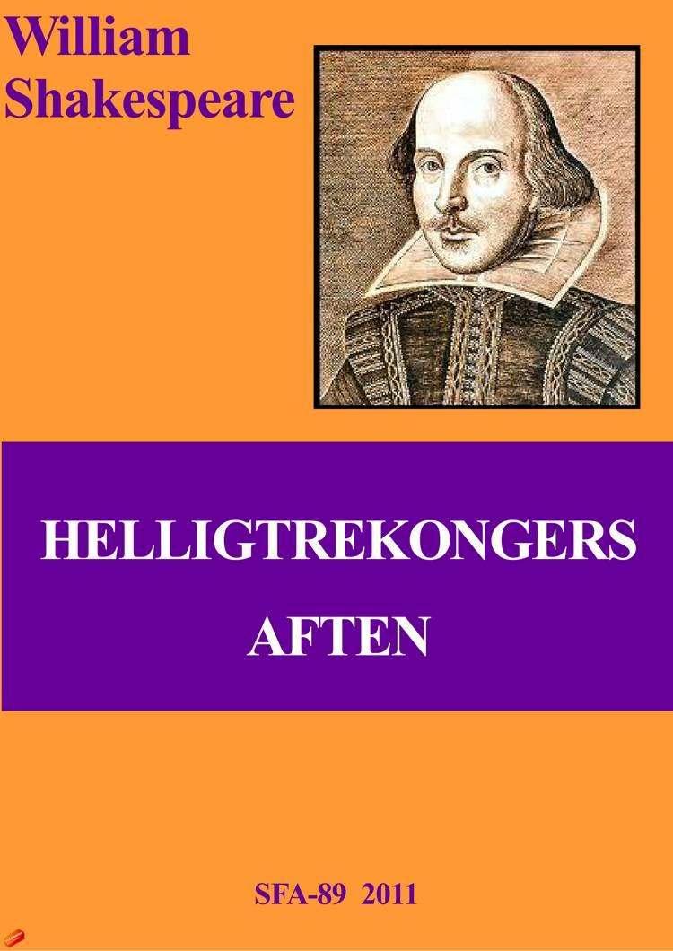 Helligtrekongersaften af William Shakespeare