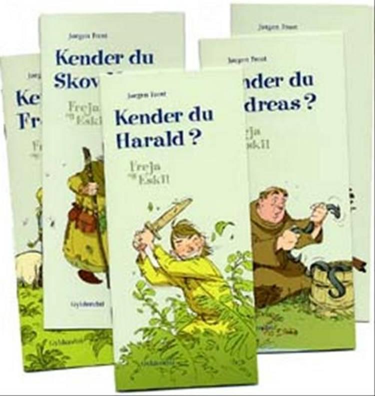 Freja og Eskil - Niveau A1