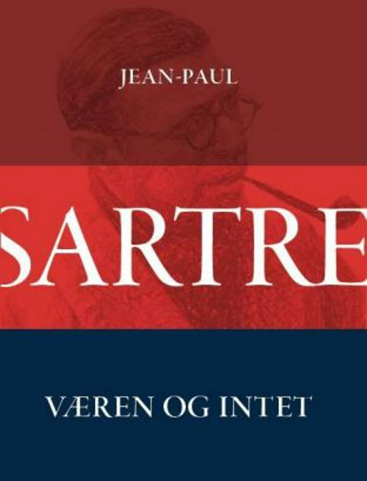 Væren og Intet af Jean-Paul Sartre