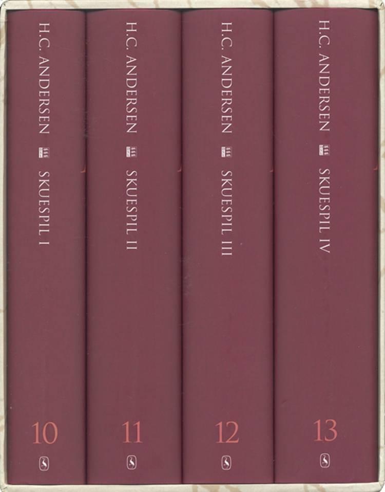 Skuespil I-IV. - H. C. Andersens samlede værker